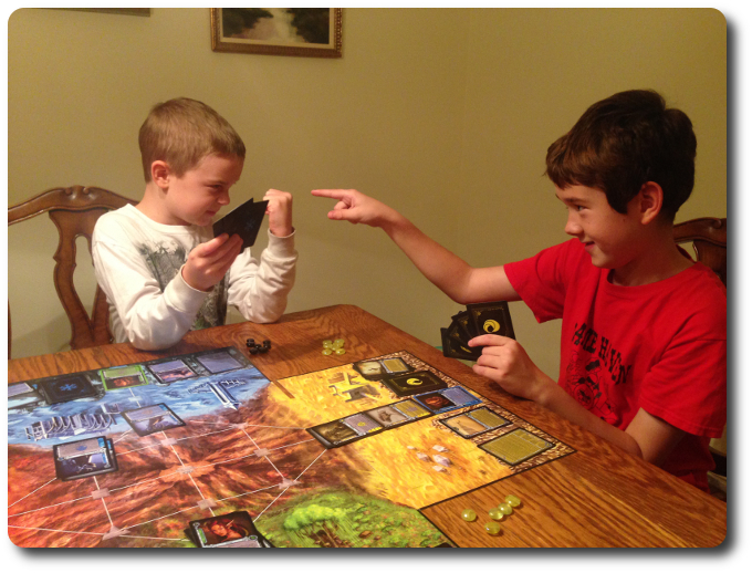 """It was easy to convince them that they were """"foes"""" in the game…"""