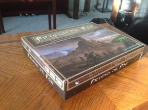 W&S's PROMO edition FoF Gamebox
